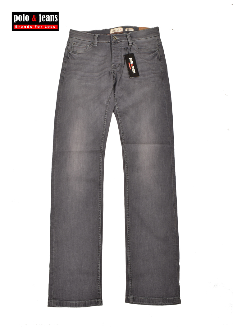 ba71d65c25d7e DEVRED SLIM FIT GREY JEANS – Polo and Jeans